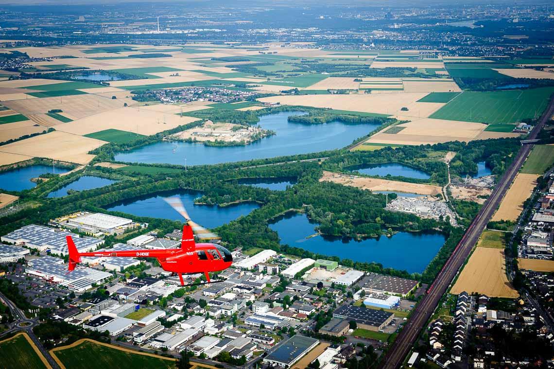 selber fliegen Köln