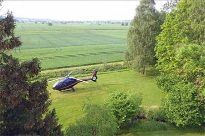 Hubschrauberrundflug Göttingen