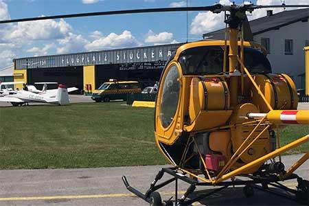 Hubschrauberrundflug Stockerau
