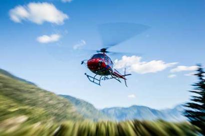 Rundflug Helikopter Schindellegi