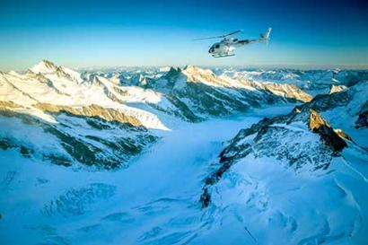 Alpenrundflug Jungfraujcoh