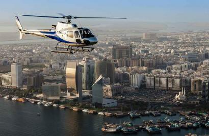 Helikoptertour Dubai