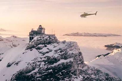 Jungfraujoch Express Ticket