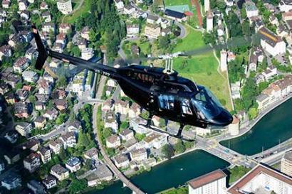 Hubschrauberrundflug Coburg