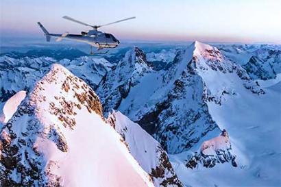 Jungfraujoch Rundflug ab Grenchen