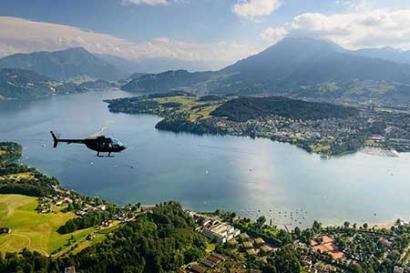 Helikopter Luzern