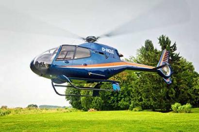 Hubschrauber Hannover