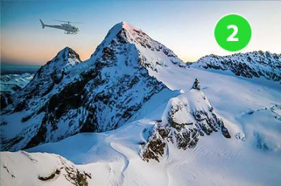 Jungfraujoch Route 2
