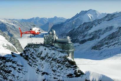 Jungfraujoch Express