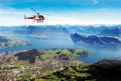 Helicopter Lucerne