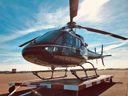 Hubschrauberrundflug Essen, Dortmund, Duisburg