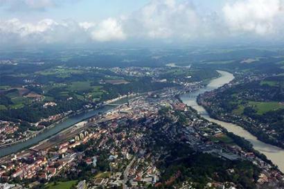 Passau Hubschrauber