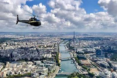 Helicopter Paris