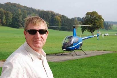 Hubschrauber selber fliegen Bremen