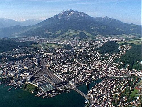 Luzern -  Pilatus