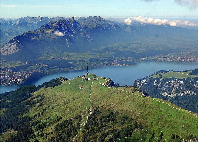 Rigi Rundflug Luzern Beromünster