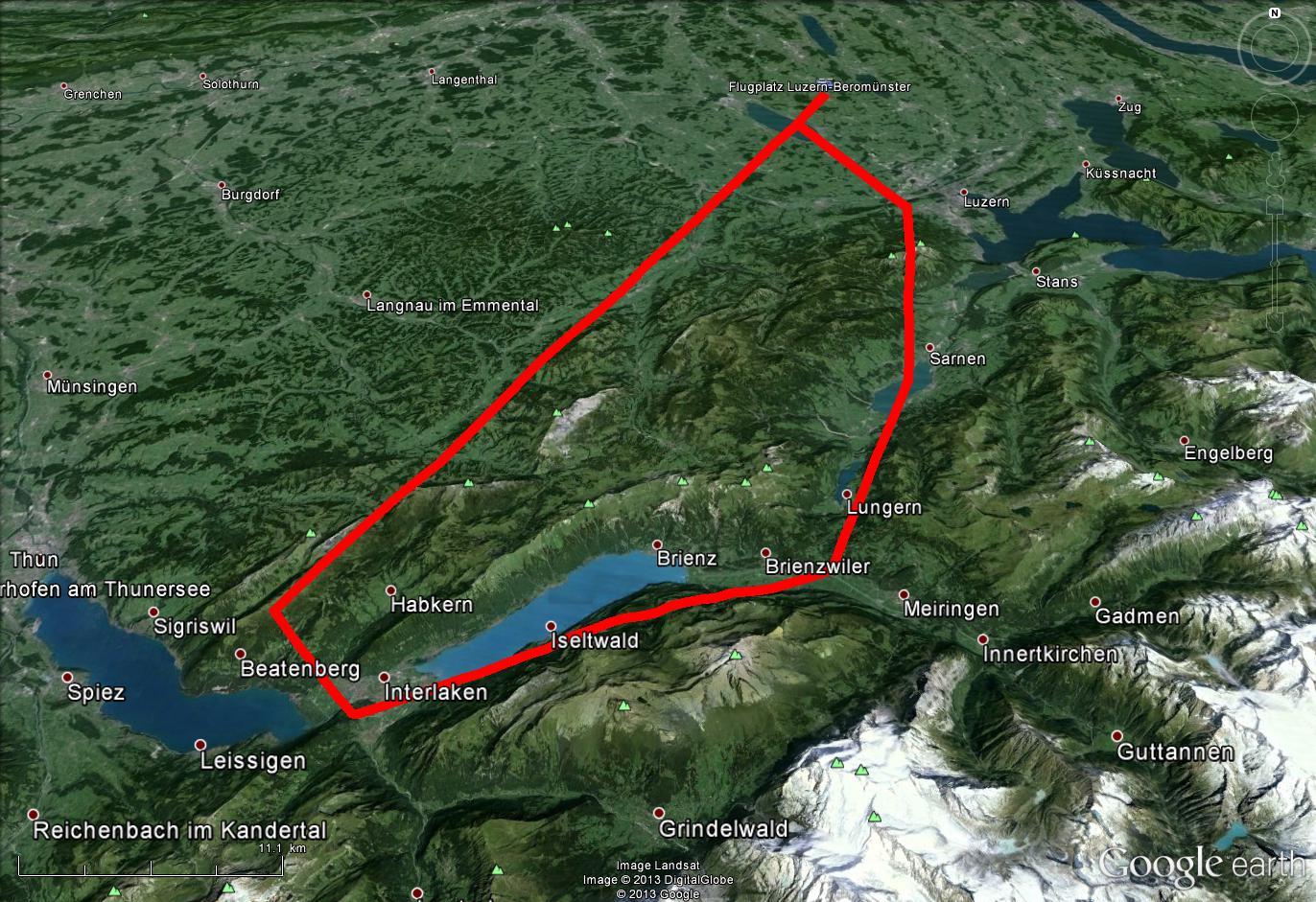 Route Berneroberland