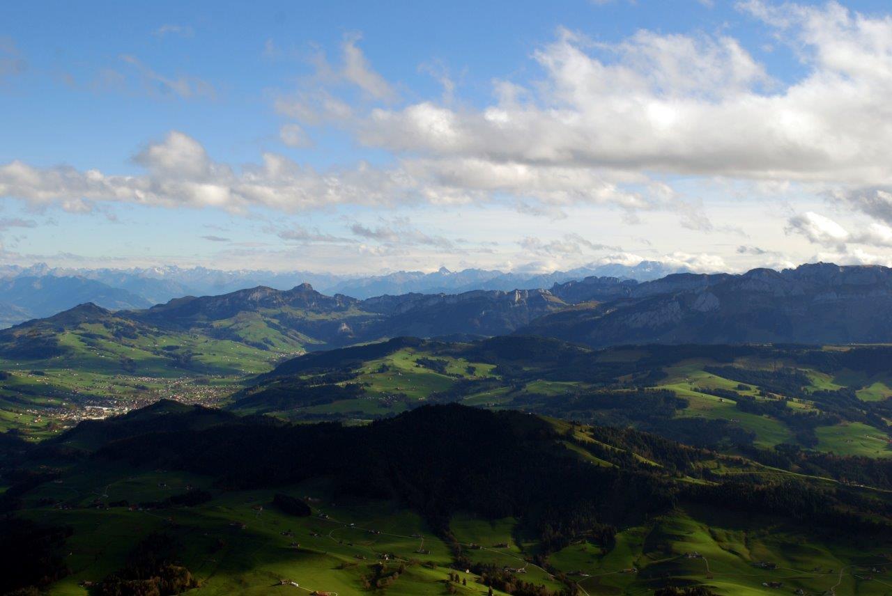 Rundflug Appenzell