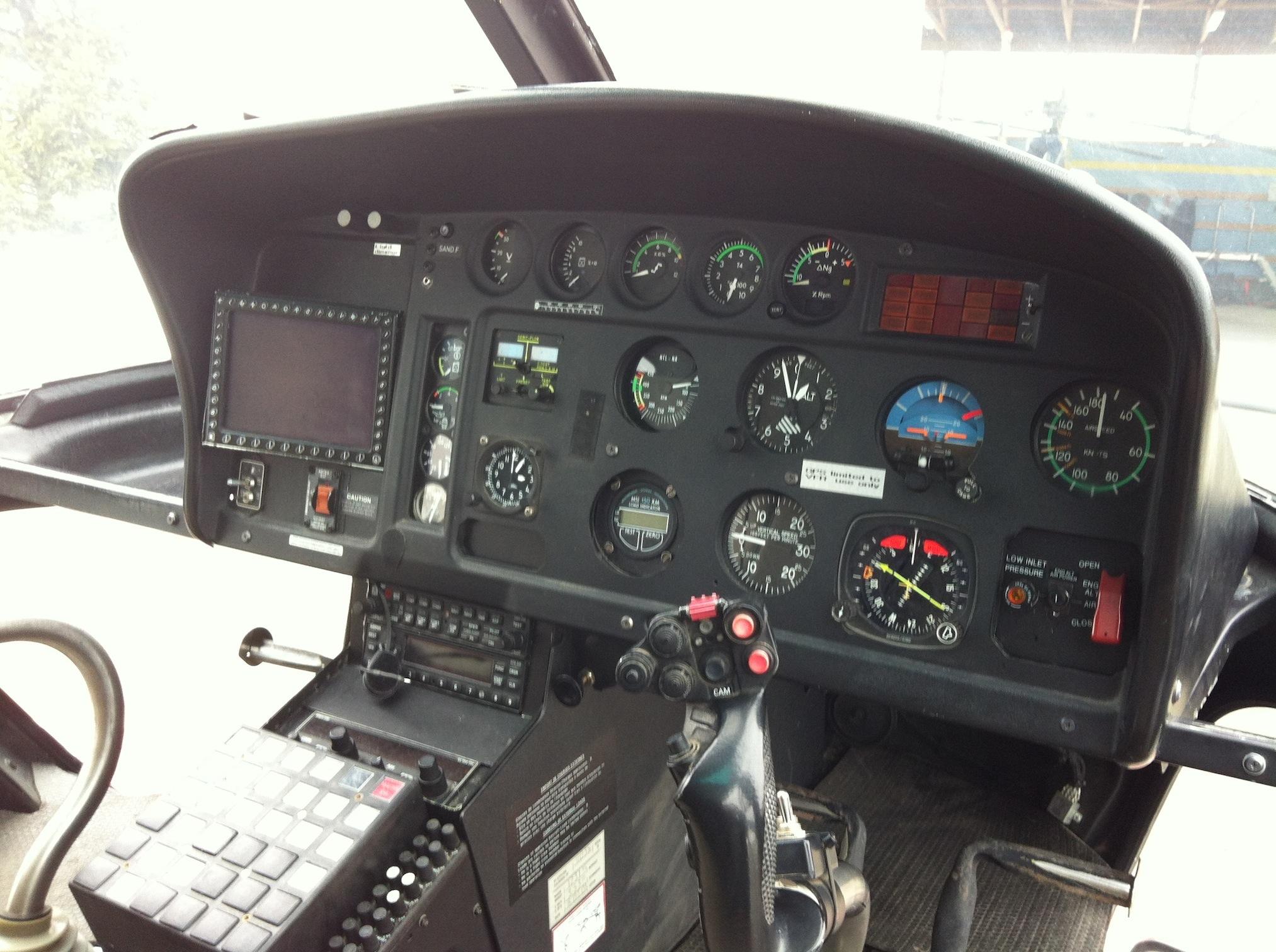 Hubschrauberflug Heilbronn