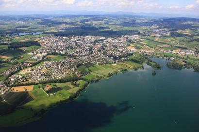 Hubschrauberflug Aalen