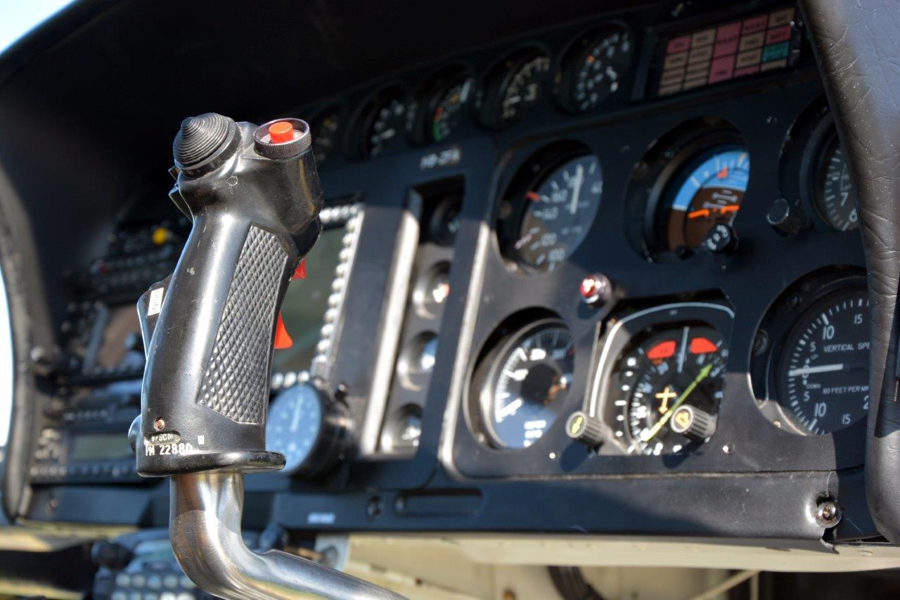 Helikopter Cockpit