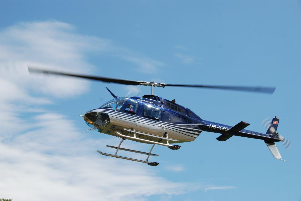 Hubschrauber Bell