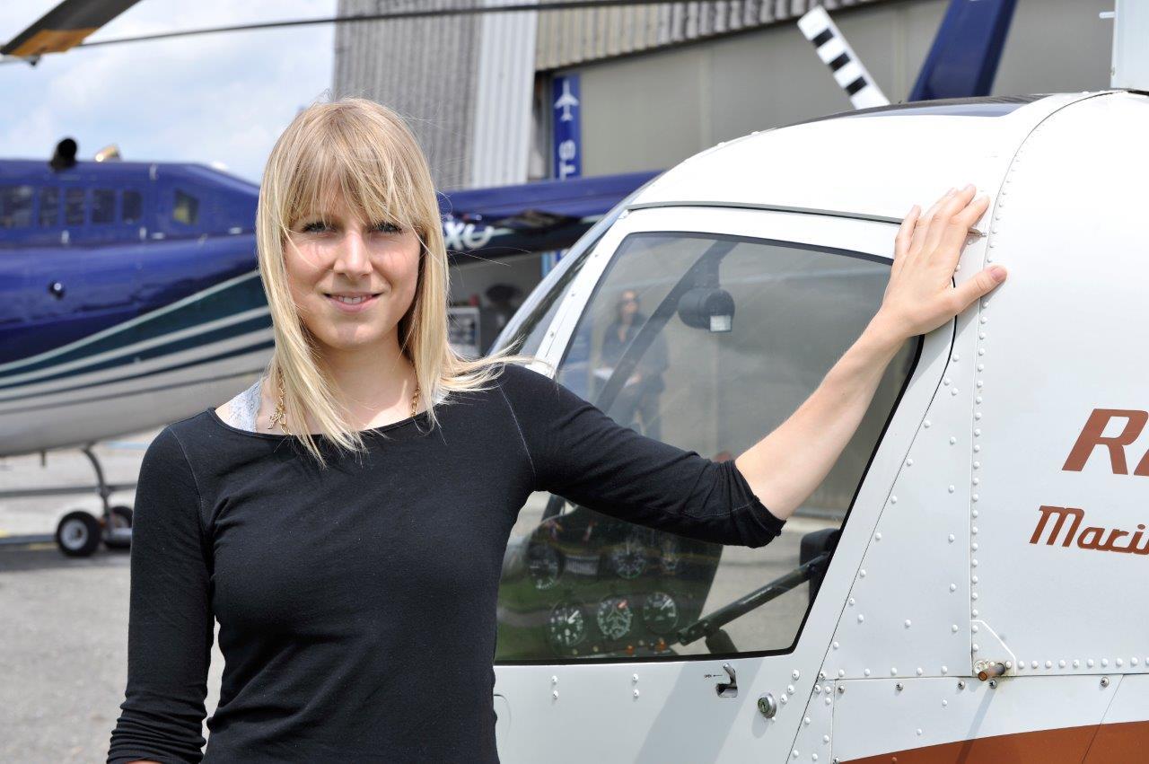Hubschrauber selber fliegen Baden- Baden
