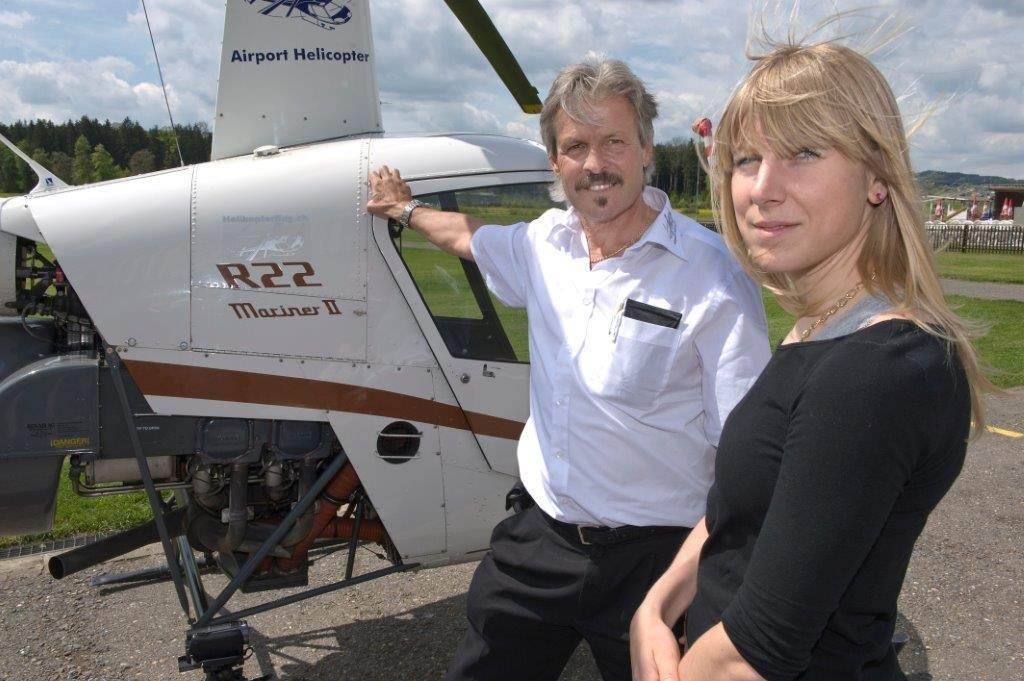 Hubschrauberflug selber fliegen Kassel
