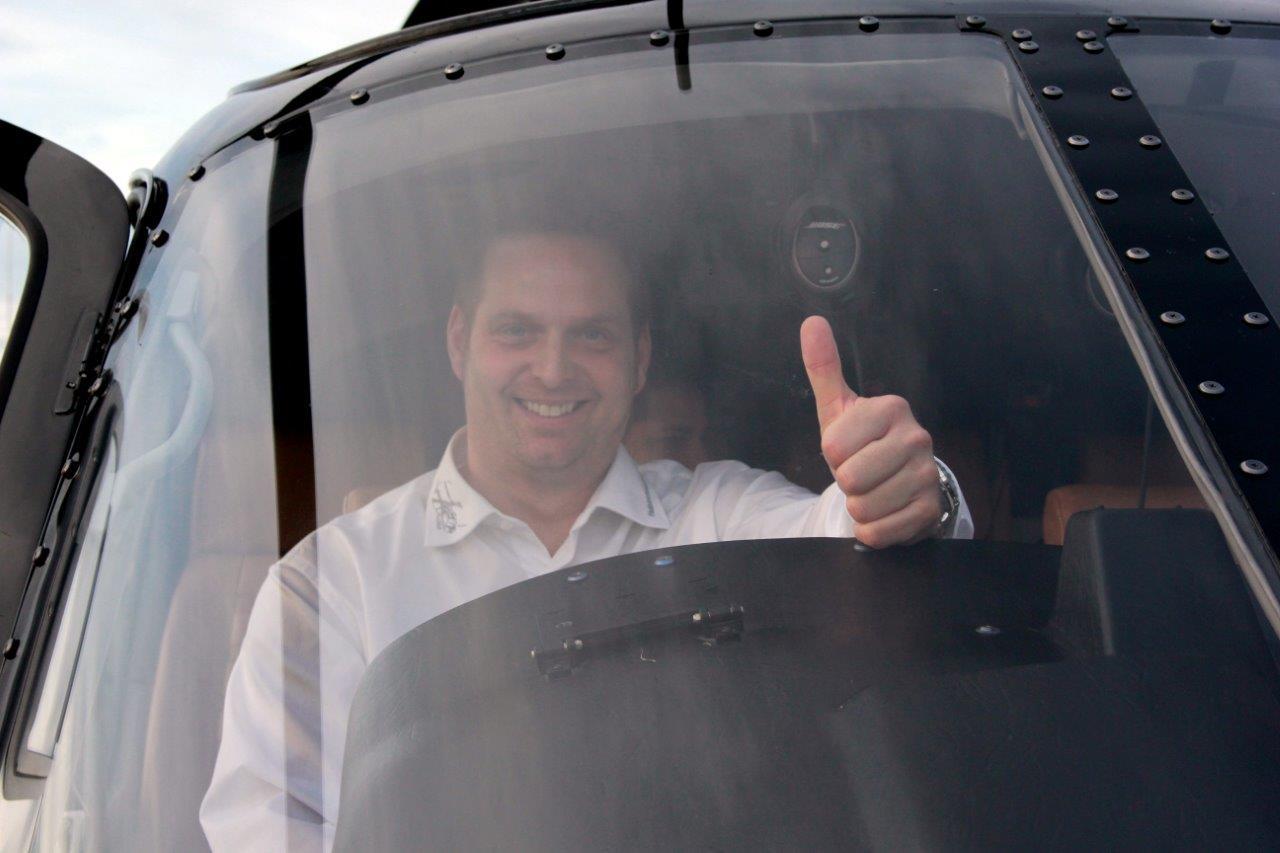 Hubschrauber Pilot