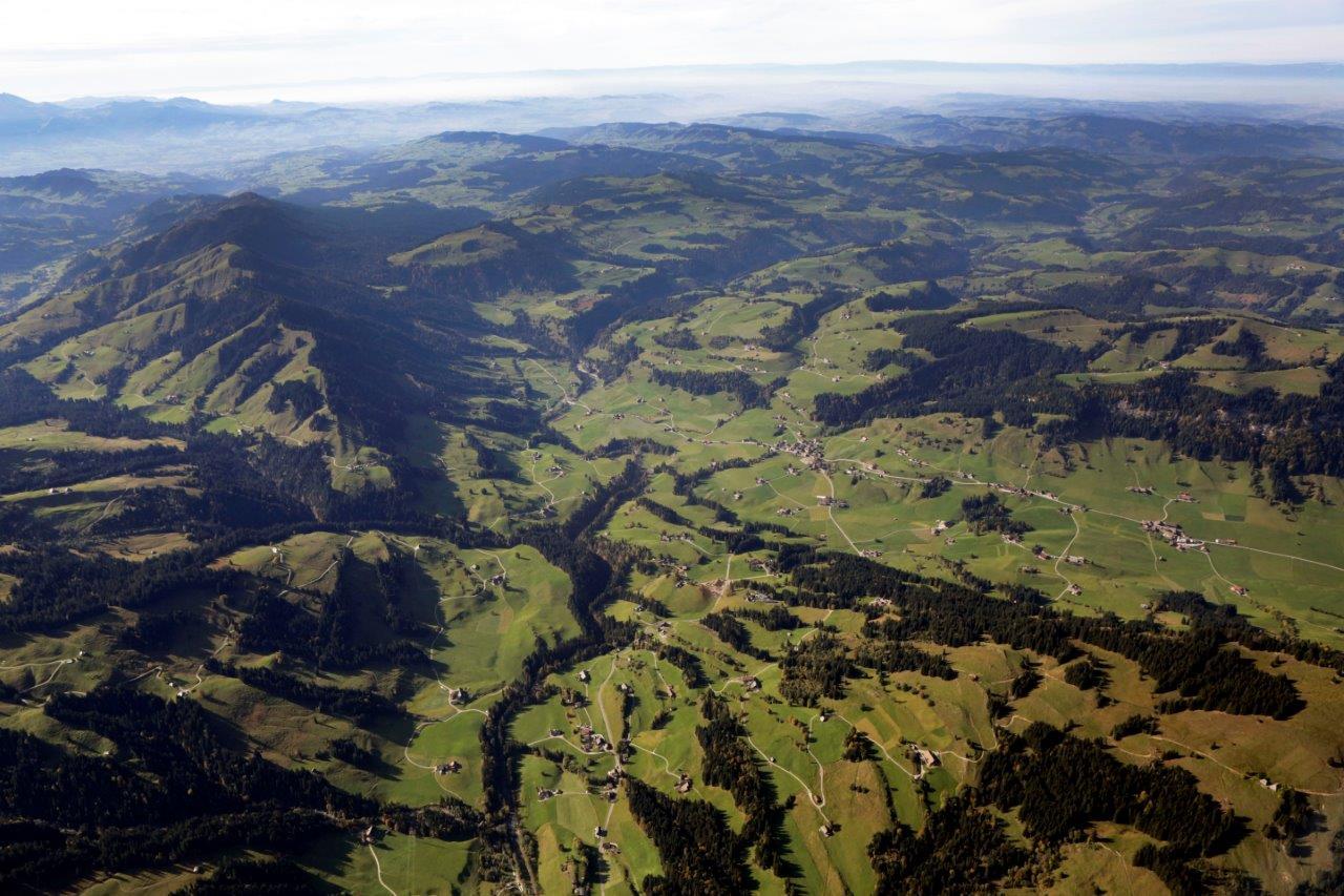 Hubschrauberflug Nürnberg