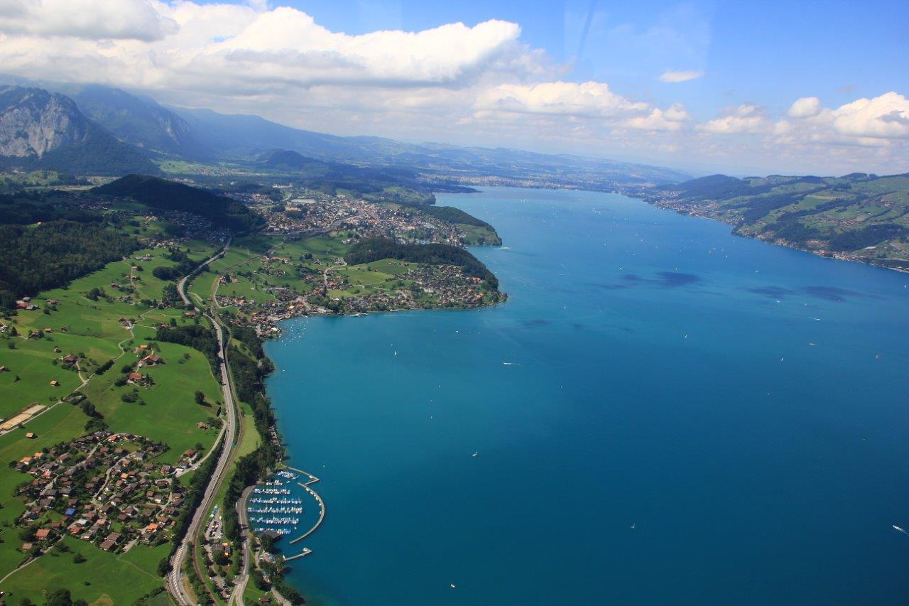 Helikopterrundflug Berner Oberland