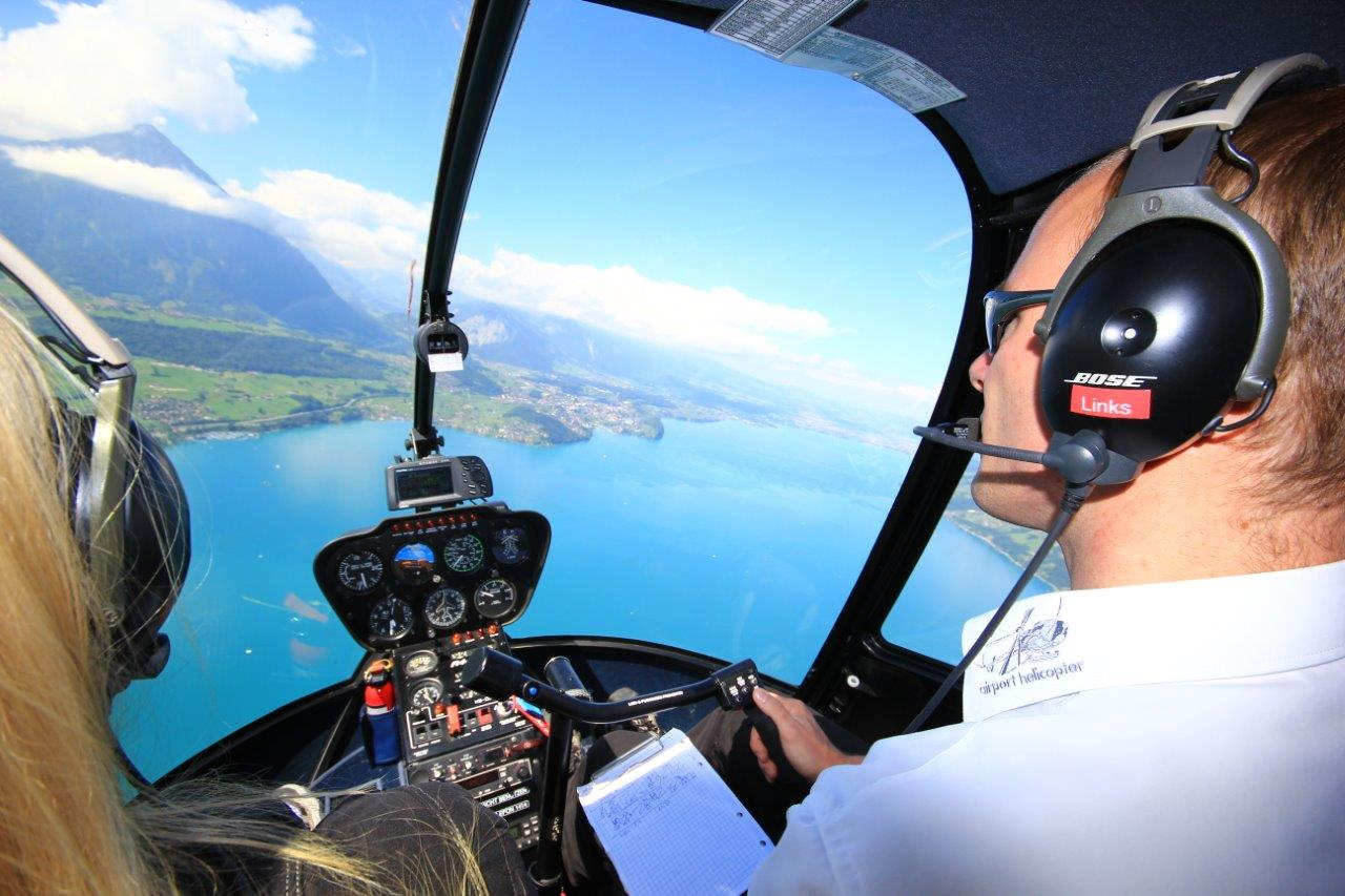 Cockpit Thunersee