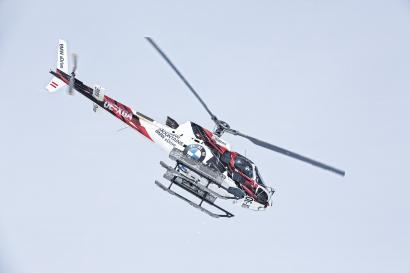 Wucher BMW Helikopter