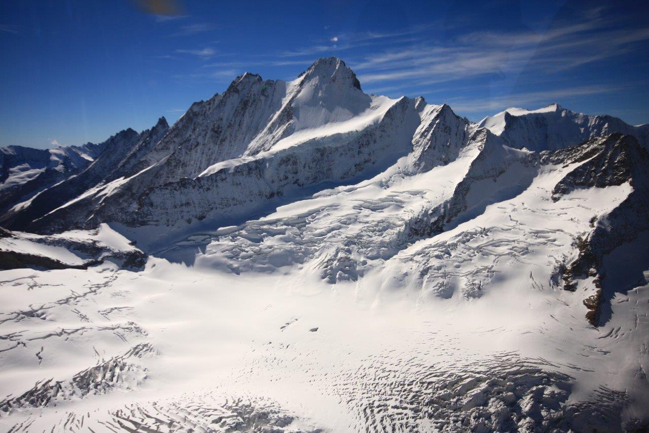 Alpenlandschaft Wallis