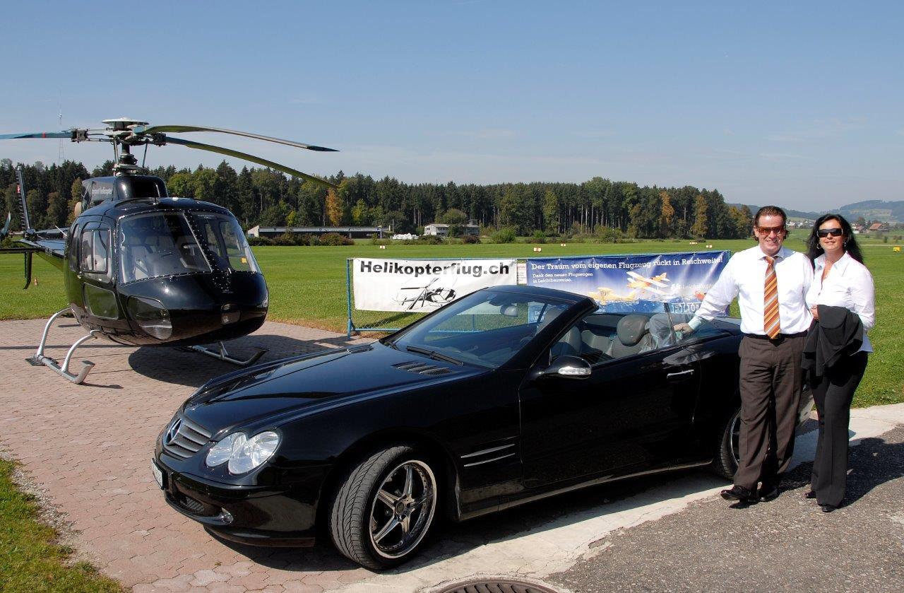 Businessflug
