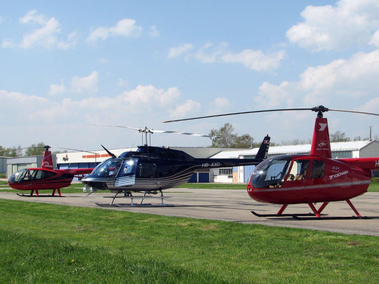 Heliport Sion