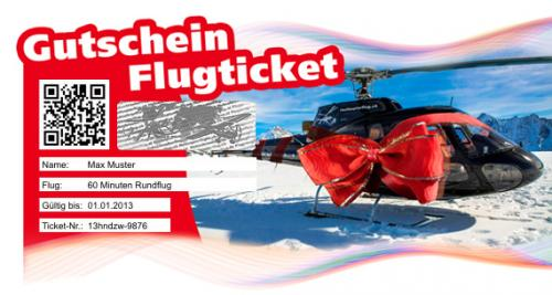 Helikopterrundflug In Der Schweiz
