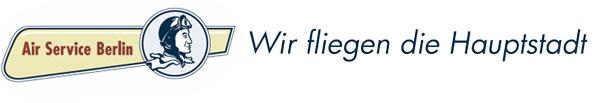 Hubschrauberflug Air Service Berlin
